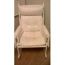 Cadeira Poltrona Amamentação Corino Com Design Lindo