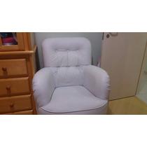 Cadeira De Amamentação Para Bebê, Balanço E Puff