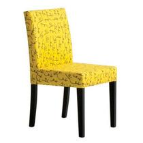 Cadeira Amarela Azul Assinatura Romero Britto Oficial
