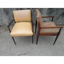 Par De Cadeiras De Braço Zalszupin L