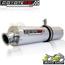 Escape Ponteira Coyote Rs1 Alum Nx Falcon 400 06 Em Diante