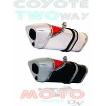 Escape / Ponteira Coyote Trs 2 Two Way + Falcon - Desconto