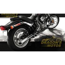 Ponteira Harley Fx Escape Cano De Descarga