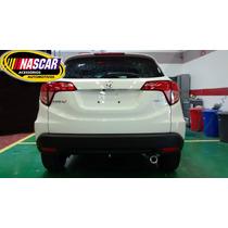 Ponteira Honda Hr-v 2015 Em Aço Inox 304 Lançamento !!!
