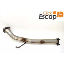 Downpipe Cat Delete Honda Civic Si 2006 A 2011 Inox 304