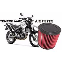 Filtro De Ar Esportivo Moto Xt 660 / Tenere 660z 2008 A 2012