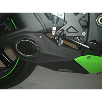 Escapamento Cs Racing Kawasaki Zx10r 11-14 Tipo Taylor Made