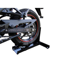 3 Calços De Roda Para Moto/ Trava Roda/ Cavalete Moto