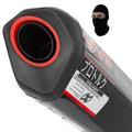 Escape V3 Fan Titan 150 Ex Esd Ks Es Biz Bros Xr 200 + Touca