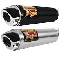 Escapamento Ponteira 788 Pro Tork Titan 150 Sport + Brindes