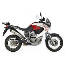 Ponteira Leo Vince Honda Transalp Xl700v Lv Inox