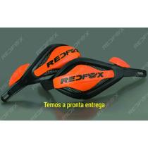 Protetor Mão Bros/nx 150/xr 200 (vermelho)
