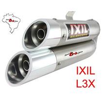 Ponteira Escapamento Cb500r Cbr500 Cb500f Ixil L3x Speed