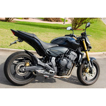 Ponteira Escape No Muffler Full 4x2x1 Hornet Cb600 08 14