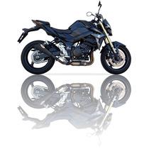 Ponteira Esportiva Gsr 750 Ixil X55 Black Bombachini Motos