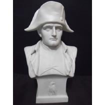 B. Antigo - Estatueta Antiga De Napoleão Em Biskui Francês