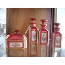 Jogo De Perfumeiro Limoges