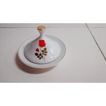 Manteigueira Em Porcelana Marca Pozzani Jundiai