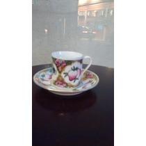 Xícara De Cafézinho Porcelana Chinesa