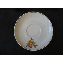 Pires Xícara De Cha Porcelana Pozzani. 13cm