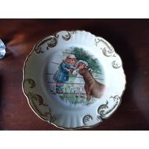 Prato De Porcelana Vista Alegre