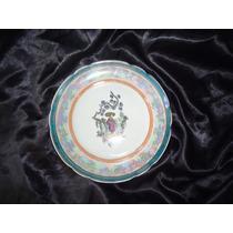 Lindo,elegante Prato Vintage Decorativo Real Japonismo,déc60