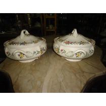 Legumeiras De Porcelana Inglesa Royal Doulton