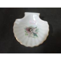 #11131 - Saboneteira Porcelana Decorada, Orquídea!!!