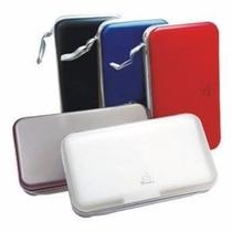 Porta Cd Dvd P/ 80 Unidades Jiadai Case Plástico Resistente