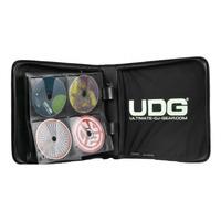 Maleta Case Udg Cd Wallet 128 Black / Porta Cds E Dvds P/ Dj