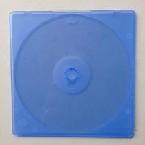 Porta Cd Slim Capa Colorida - Pack Com 10 Peças