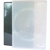 200 Box Dvd Amaray Transp.orig. (mercadoenvios) Frete Barato