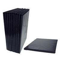 Pack Com 5 Cases Para Cds, Dvds E Blue-rays, 6293 Leadership