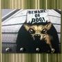 Porta Chave Placa Decorativa Pet Cachorro Chihuahua Cuidado