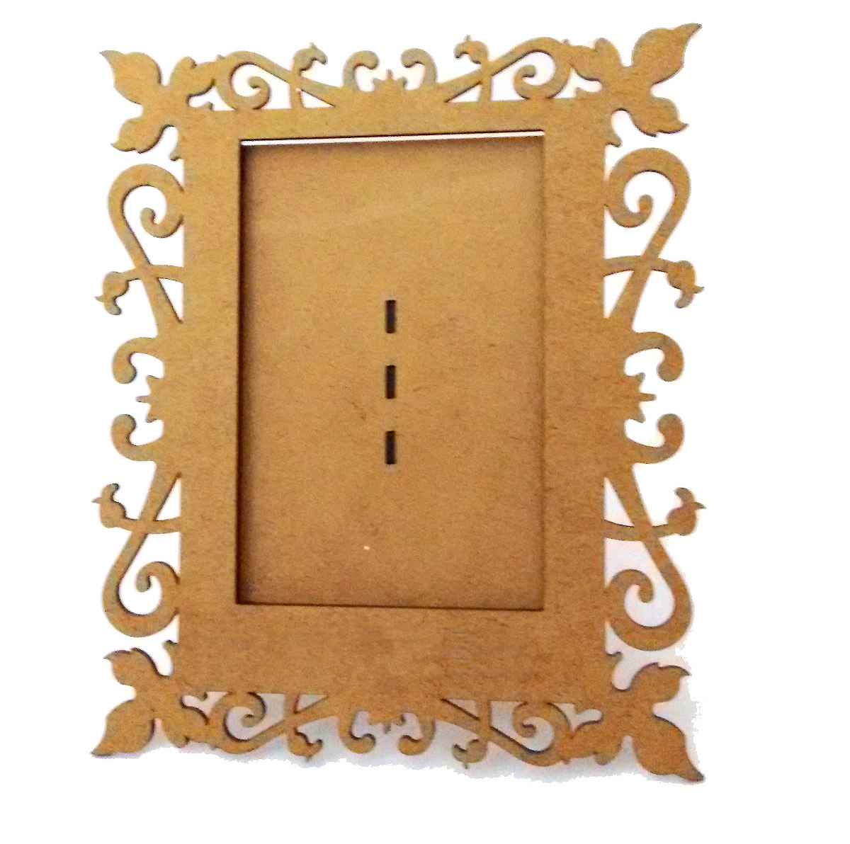Porta Retrato Kit Com 5 Mdf Crú Corte Laser 10x15 R$ 50 00 no  #431708 1200x1192