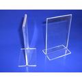 Display Mesa 10x15cm Acrílico - Kit Com 10 Peças - Não É Ps!