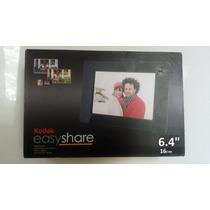 Porta Retrato Digital Kodak Easyshare P76 16cm High Resol.