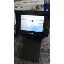 Porta-retrato Digital E Impressora Sony - Frete Grátis