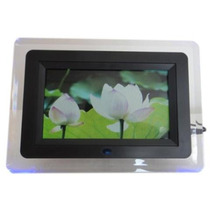 Porta Retrato Digital Tela 7 Lcd Controle Usb Pendrive