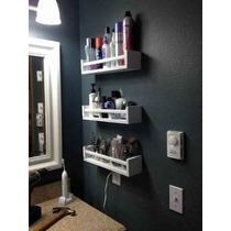 Prateleira Em Mdf Pode Usar Em Banheiro,cozinha,quarto.