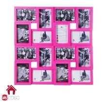 Quadro Mural De Recados 16 Fotos Rosa