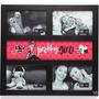Painel Porta Retrato Garota - Espaço Para 4 Fotos 10x15 Cm