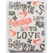 Álbum Love. Para Guardar As Imagens Dos Seus Grandes Amores!
