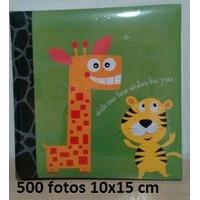 Álbum Bebê Infantil 500 Fotos Safari