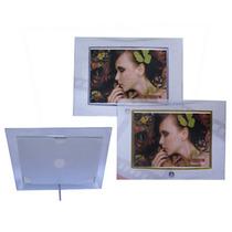Kit Com 10 Porta Retrato Vidro 13x18 Horizontal/vertical