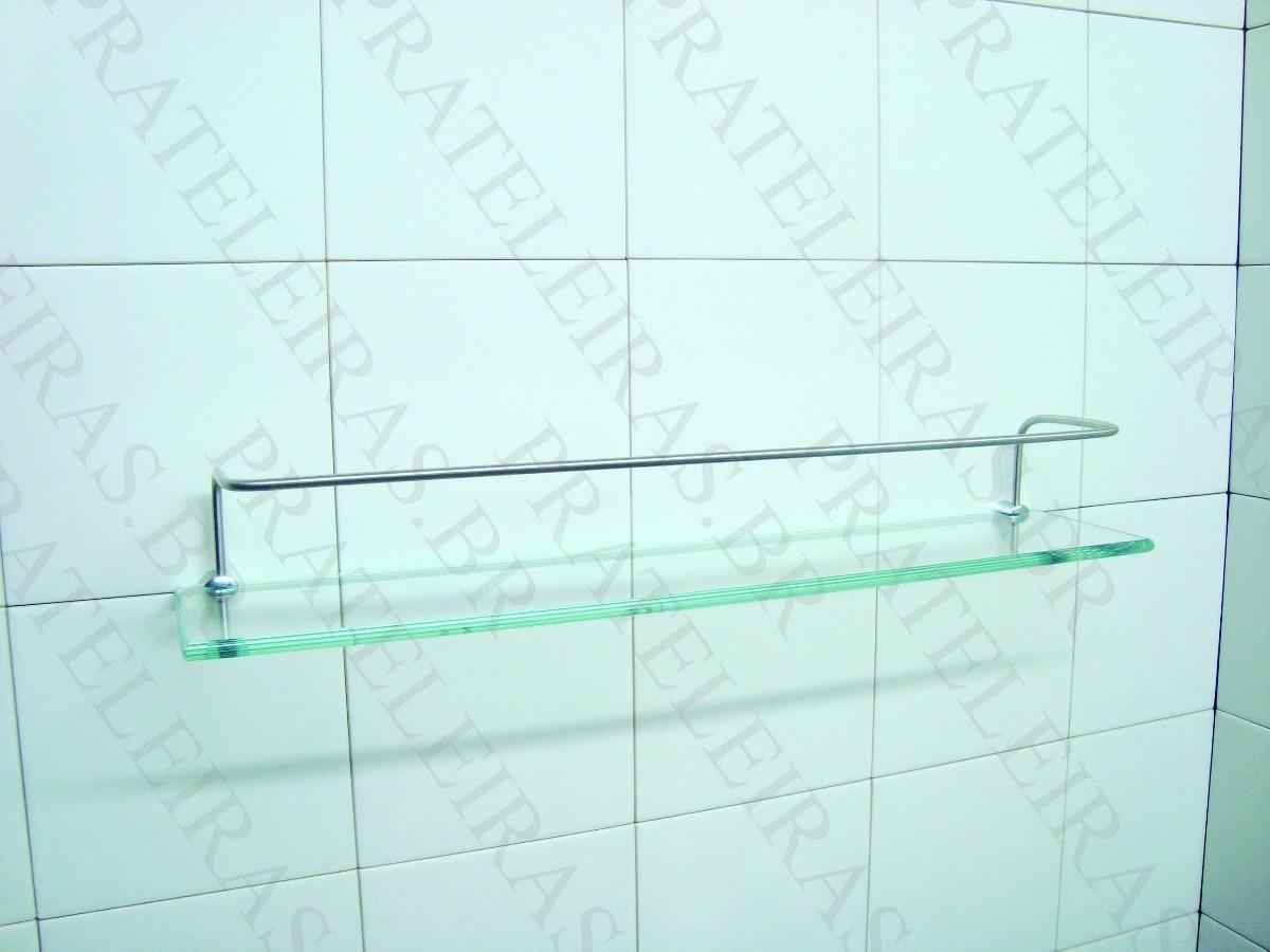 Shampoo Prateleira De Vidro 50x10 Incolor R$ 31 95 no MercadoLivre #389377 1200 900