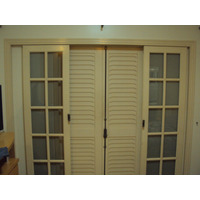 Porta Janela 210x115 De Abertura Completa Itauba