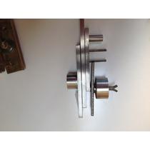 Dobradiça Pivot P500 Para Portas Pivotanes Aço Inoxidável