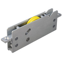 Roldana Portão Garagem Esquadria Aluminio Fermax Rol80 Stron