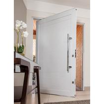 Porta Pivotante De Alumínio 1100x2200- Lisa Completa